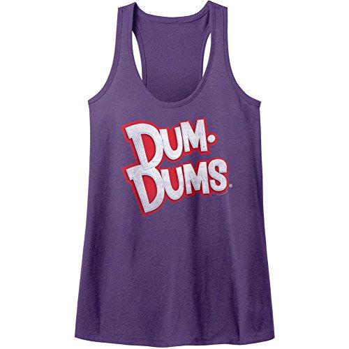 Wo Et Femme Candi Pour Dum American Réservoir Classics Tee shirt Logo Sucre Sucettes 7XqtYtTxZw
