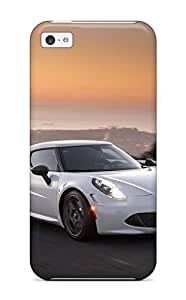 Premium Alfa Romeo 4c Back Cover Snap On Case For ipod touch4