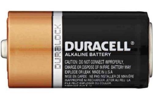 24 x C Duracell Coppertop Alkaline Batteries (MN1400)