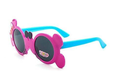 Hellomiko H Gafas de sol polarizadas para niños H Gafas de ...