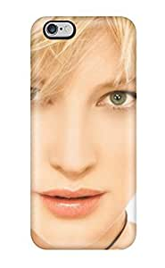 YY-ONE Celebrity Cate Blanchett Australian Actress Phone Case For Iphone 6 Plus/ High Quality PC Case