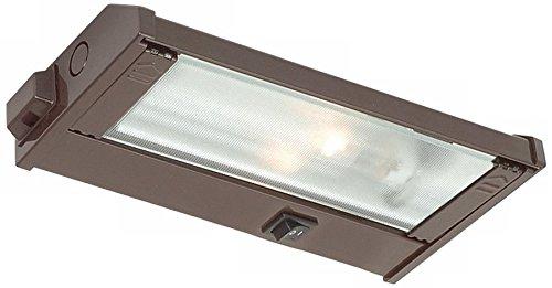 New Mach One Light Under Cabinet Light Finish: Bronze ()