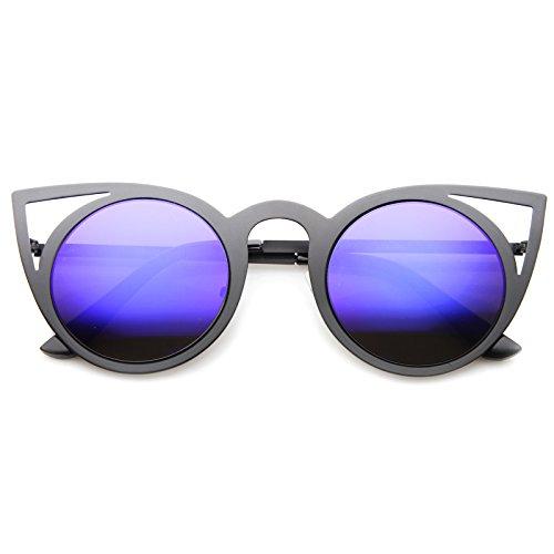 zeroUV Womens Fashion Cut Out Sunglasses product image