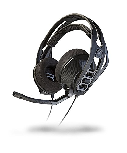 (Plantronics RIG 500HC 3.5mm Stereo Gaming Headset Works with PS4 and Xbox One)