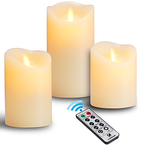 Flameless Candles Battery Function Comenzar