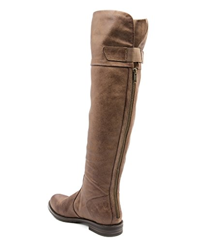 BareTraps Charidy Womens Boots Taupe UwJy18wRG