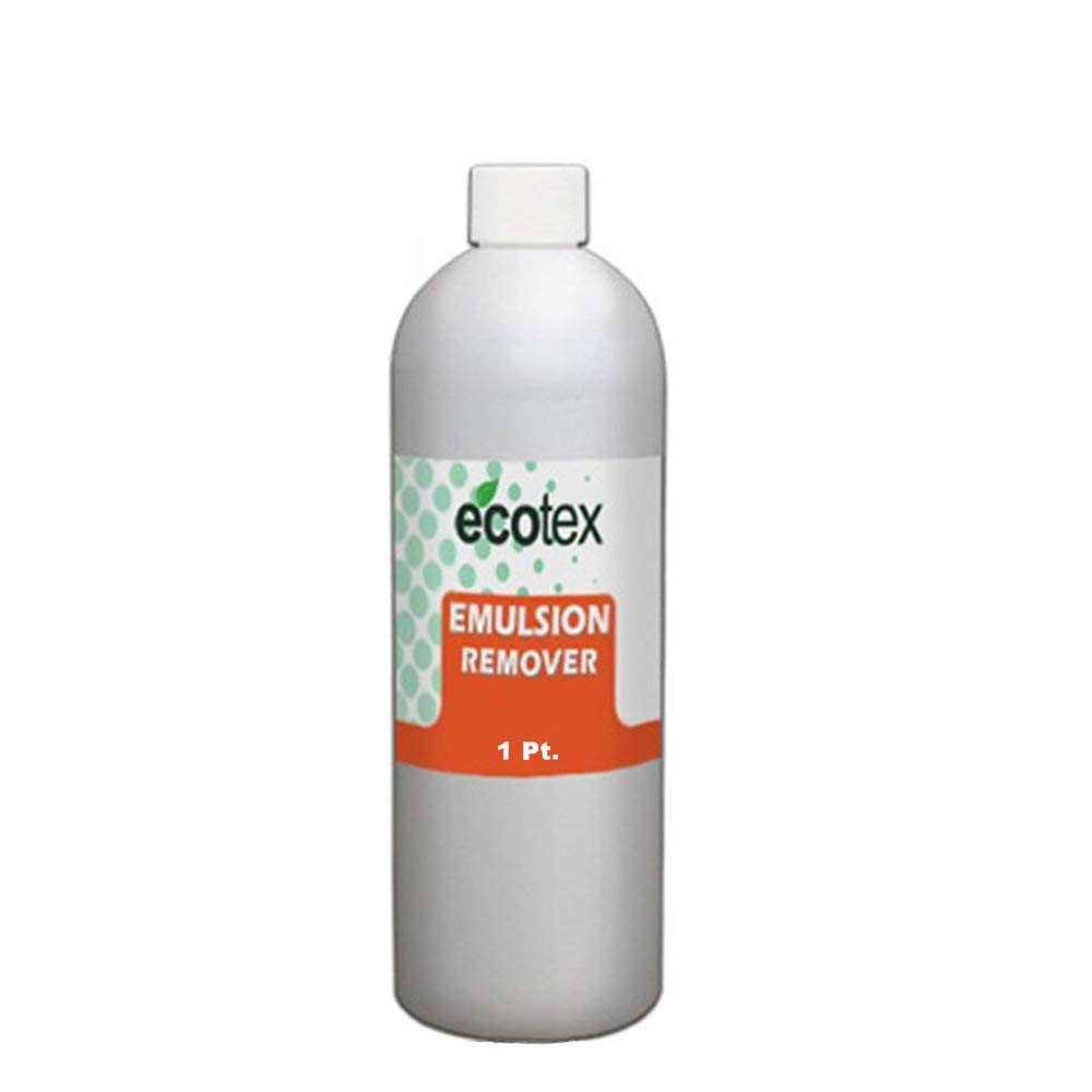 Ecotex EMULSION REMOVER - Industrial Screen Printing Emulsion Remover (1 Quart) Screen Print Direct