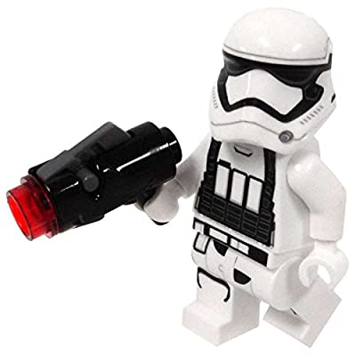 LEGO Star Wars: The Force Awakens - First Order Heavy Artillery Stormtrooper Minifigure with blaster