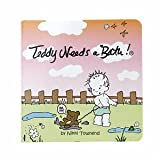 Teddy Needs A Bath! The Best Way to Clean Stuffed Toys (Read-Along Board Book)