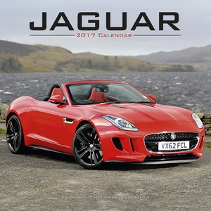 Calendario 2017 Jaguar - Coche Collection - Coche de ...