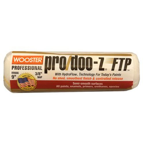 wooster-brush-rr667-9-inch-pro-doo-z-ftp-roller-cover-1-2-inch-nap