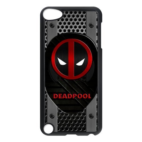 Fayruz- Marvel Superhero Deadpool Hard Shell Snap-On Plastic iPod Cover Case for iPod Touch 5, 5th Generation Cases W-P5d1274 (Ipod Touch Superhero Cases)