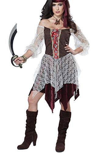 Sexy South Seas Siren Pirate Women Adult Halloween ()