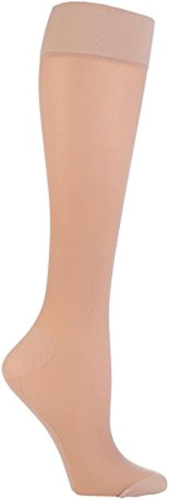 Mujer calcetines medias de compresion vuelos para viaje en 2 colores Sock Shop