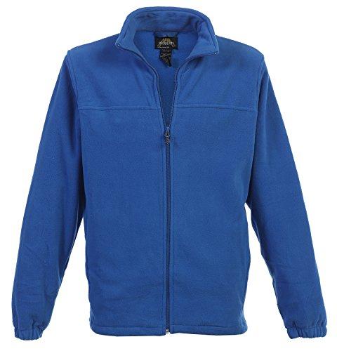 Royal Blue Fleece - 8