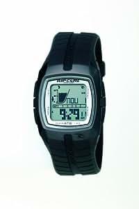 Rip Curl AVALON A1006 - Reloj de caballero de cuarzo, correa de caucho color negro