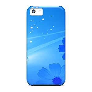 [PmS21184CNPH] - New Blowing In The Wind Protective Iphone 5c Classic Hardshell Cases