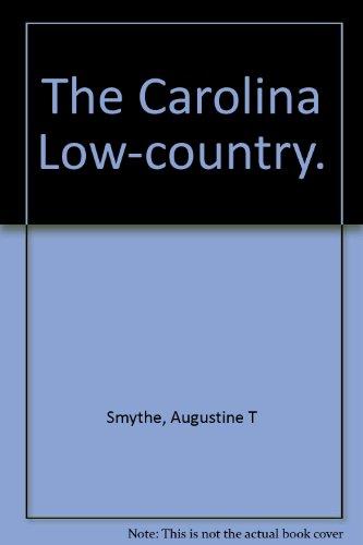 The Carolina low-country