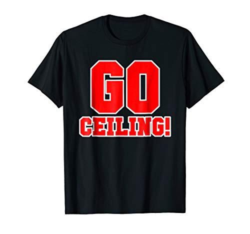 Ceiling Fan Shirt, Easy Genius Last Minute Halloween Costume -