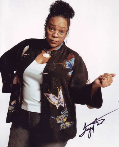 Tonye Patano in-person autographed photo