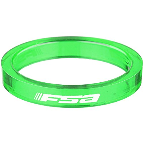 FSA Polycarbonate Headset Spacers - 5mm (Fsa Carbon Headset Spacers compare prices)