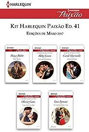 Kit Harlequin Harlequin Jessica Especial Mai.17 - Ed.41 (Kit Harlequin Jessica Especial)