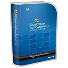 Microsoft Visual Studio Team System 2008 Architecture Edition Renewal
