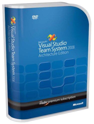 Microsoft Visual Studio Team System 2008 Architecture Edition Renewal [Old Version]