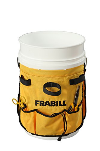 Ice Fishing Tip - Frabill Ice Fishing Pail Pack