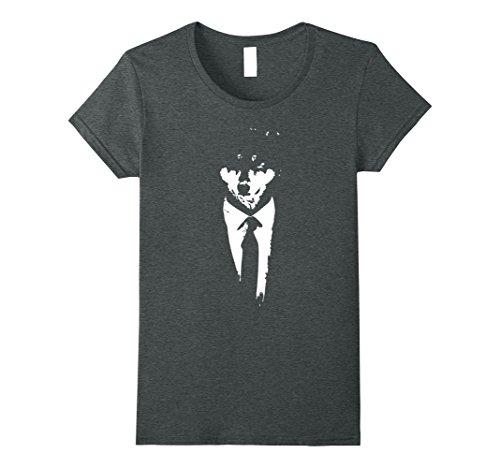 Womens Mister Wolf Popular Halloween Costume Idea Medium Dark - Ladies Halloween For Single Costume Ideas