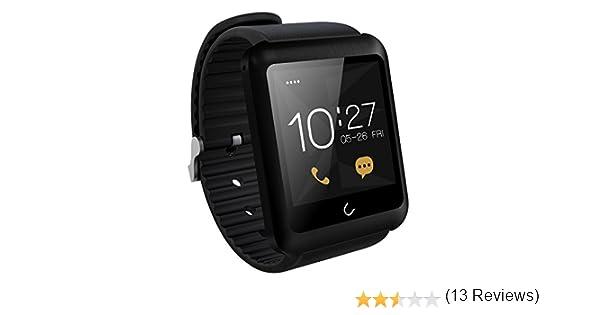 Excelvan U11 - Smartwatch Bluetooth Reloj Inteligente(Pantalla 1.59
