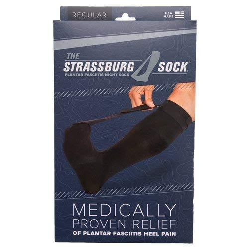 STRASSBURG SOCK Regular Strassburg Sock Black One Size ()