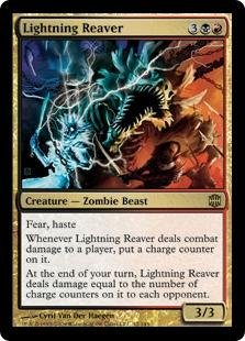 Magic: the Gathering - Lightning Reaver - Alara ()