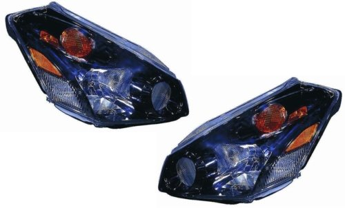 Nissan Quest Replacement Headlight Assembly - 1-Pair