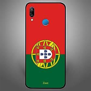 Huawei Nova 3e Portugal Flag