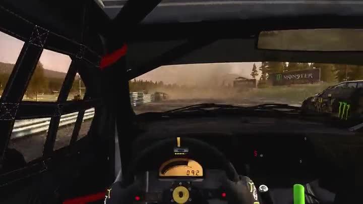 Dirt Rally (PC Version)