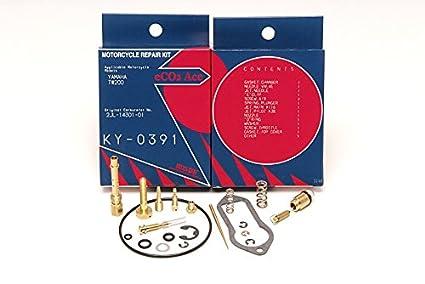 Amazon Yamaha Tw200 Tw 200 Trailway Keyster Carb Kit 1987. Yamaha Tw200 Tw 200 Trailway Keyster Carb Kit 1987 2000. Yamaha. Yamaha Tw 200 Carb Diagram At Scoala.co