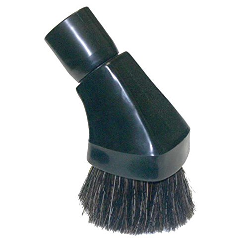 Miele Replacement Brush Vacuums - Miele Replacement Dust Brush, designed to fit Miele Vacuum Cleaners, Horsehair bristles, color black, will also fit Samsung, and Emer Lil Sucker Vacuum Cleaners