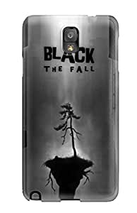 Ivan Erill's Shop Best 9264400K92791474 New Black The Fall Skin Case Cover Shatterproof Case For Galaxy Note 3