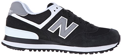 Traditionnels Classics Balance Black Womens White white Wl574skw Black Trainers New wC6qR