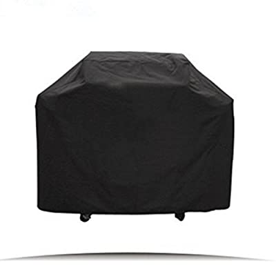 RICHELE BBQ Grill Cover, Waterproof Heavy Duty Barbecue Grill Gas Cover Outdoor Protection