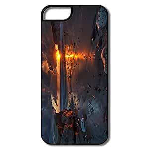New Style Cool Dark Beach IPhone 5/5s IPhone 5 5s Case For Birthday Gift
