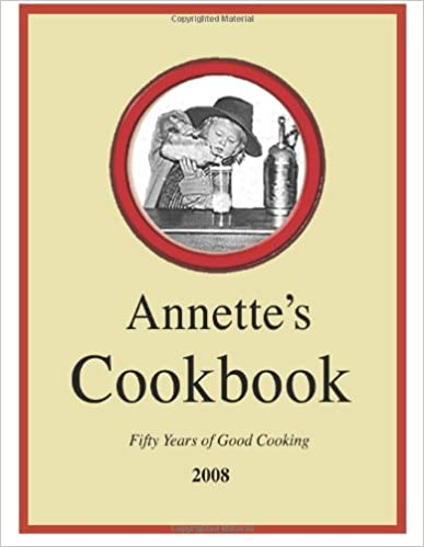 Book Annette's Cookbook