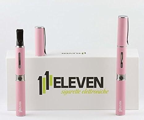 Sigaretta Elettronica Eleven Kit Phantom Doppio Rosa Amazon It Salute E Cura Della Persona