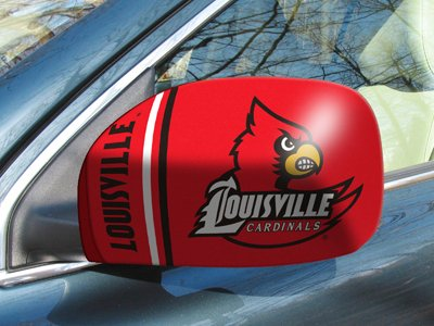 Fanmats University of Louisville Small Mirror Cover Size=5.5''x8'' NCAA-12024 by FANMAT