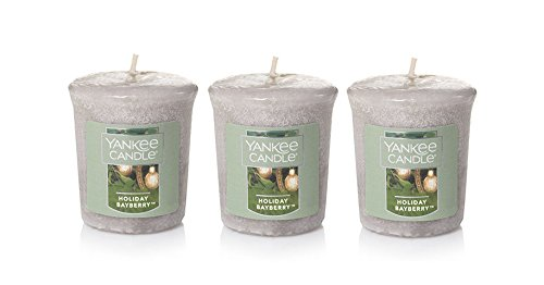 - Holiday BayberryTM Samplers® Votive Candles (Pack of 3)