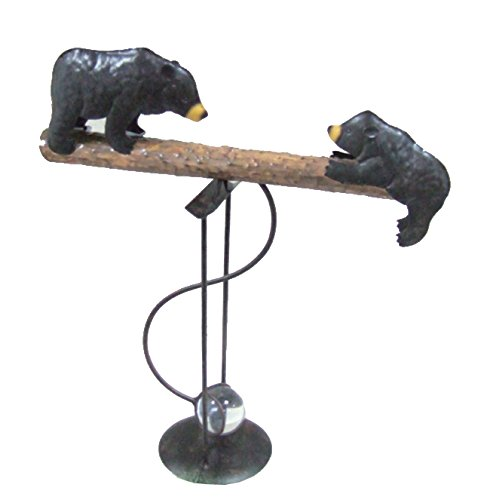 Green Pastures Wholesale Tin Bear Balance Toy, ()