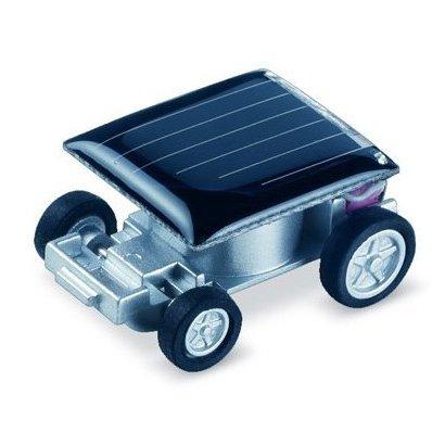 SODIAL(TM) Voiture solaire La plus petite voiture solaire Jouet ¨¦ducatif solaire
