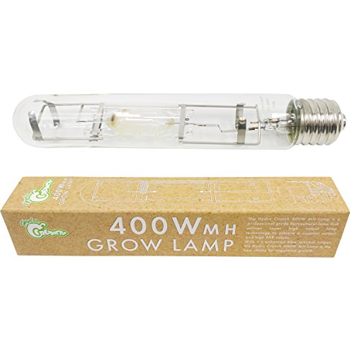 Hydro Crunch 400-Watt Metal Halide MH Grow Light Bulb Lamp by Hydro Crunch