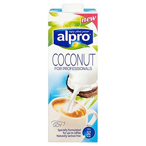 Alpro soja coco Bebida para Profesionales con soja 1L (Pack de 1ltr)